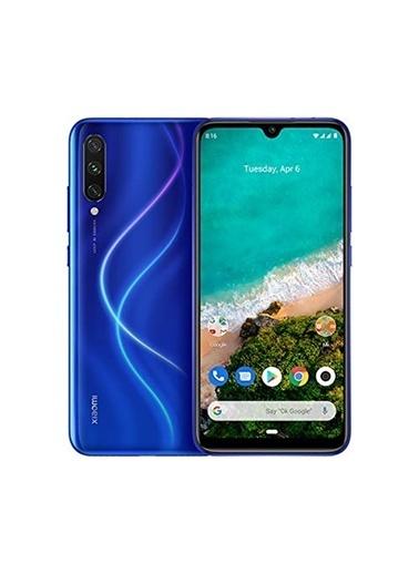Xiaomi Mi A3 Not Just  64 Gb Mavi Cep Telefonu Mavi